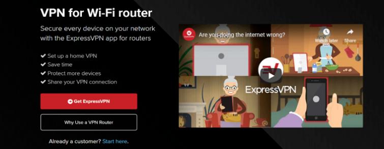 expressvpn wifi router