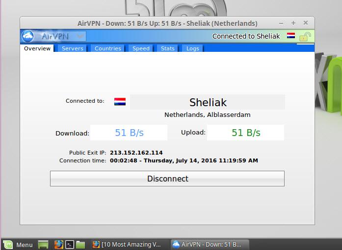 Linux VPN GUI Client