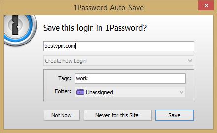 autosave passwords