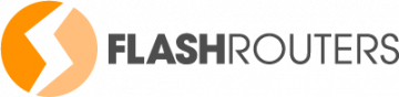 FlashRouters Logo