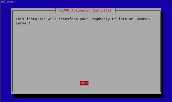 PiVPN automated installer