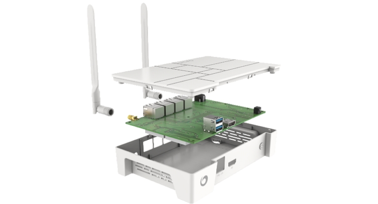 Vilfo Router Ports