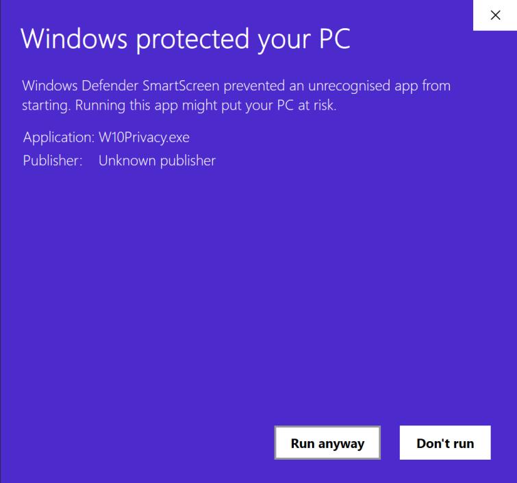 Windows Protect PC