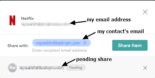 email, contact email