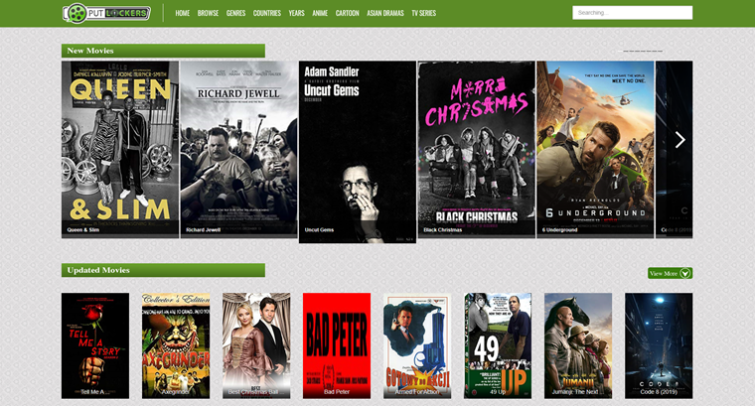 Putlocker website