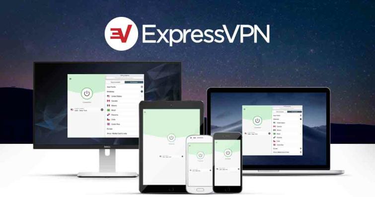 ExpressVPN on devices